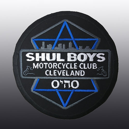Shul Boys Vest Patch