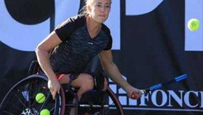 Un handicap, des talents : Charlotte Fairbank