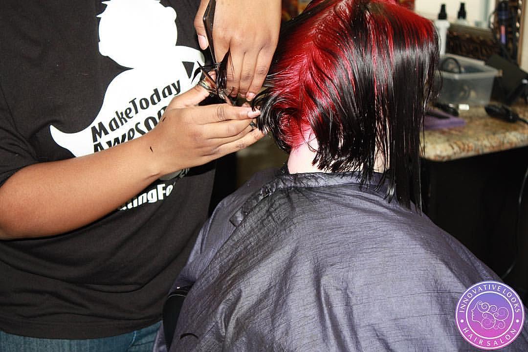 Pleasant Innovative Looks Hair Salon Houston Innovative Looks Hair Salon Hairstyles For Women Draintrainus