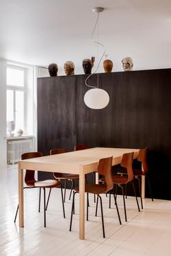 Designer's home in Helsinki