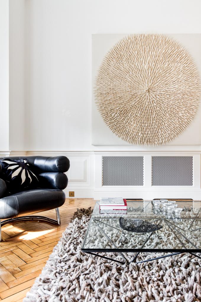 Designer Anne Kyyrö's London home