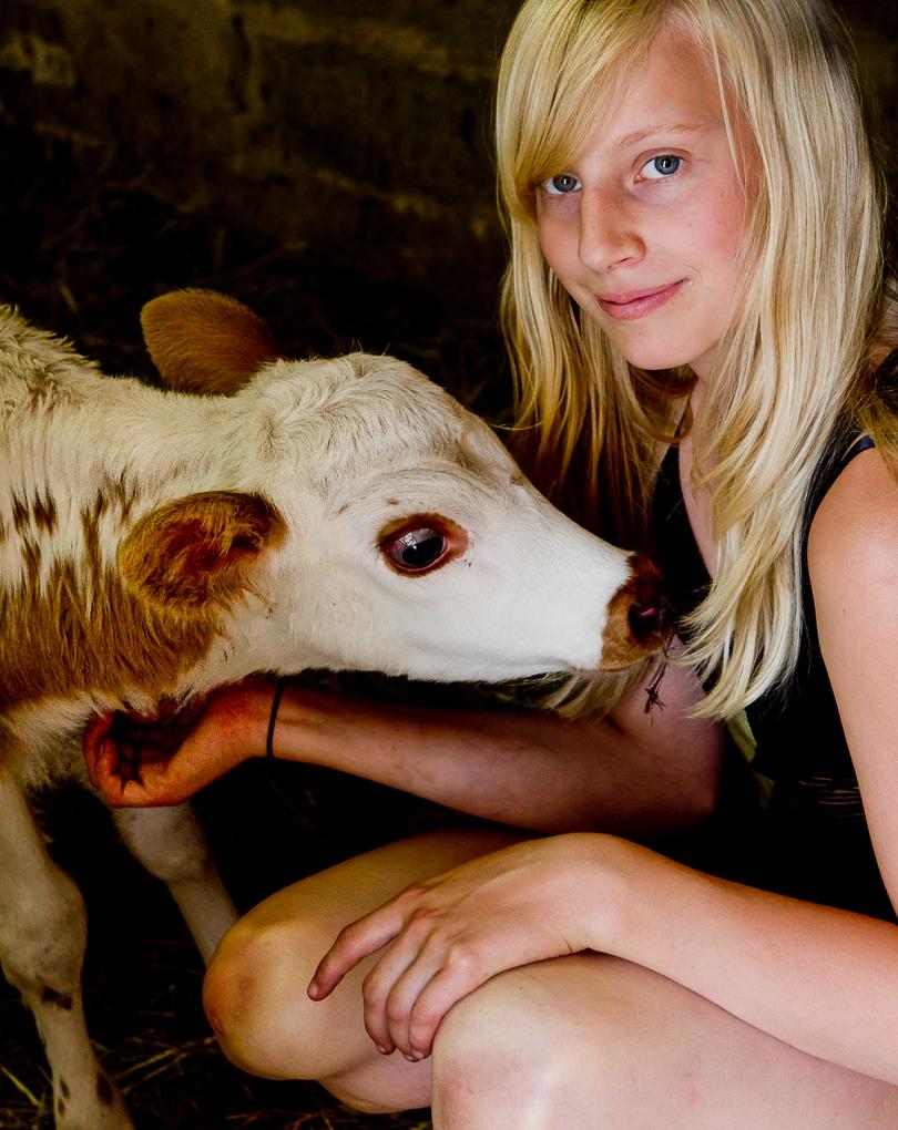farm life in Finland
