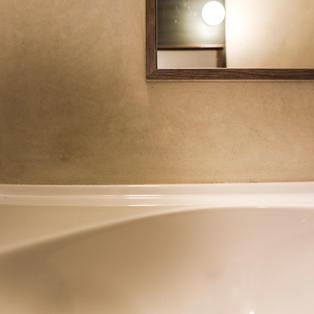 kylpyhuone/ Tadelakt
