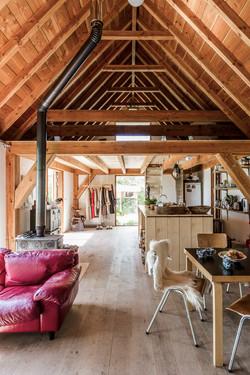 artist Vincent Bakkum's house