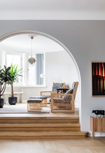 Home in Helsinki by Tiina Hautala