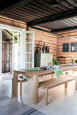 Anna Saarinen's summerhome
