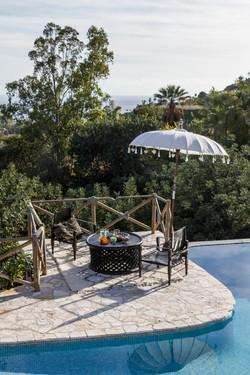 Johanna & Jan's home in Spain