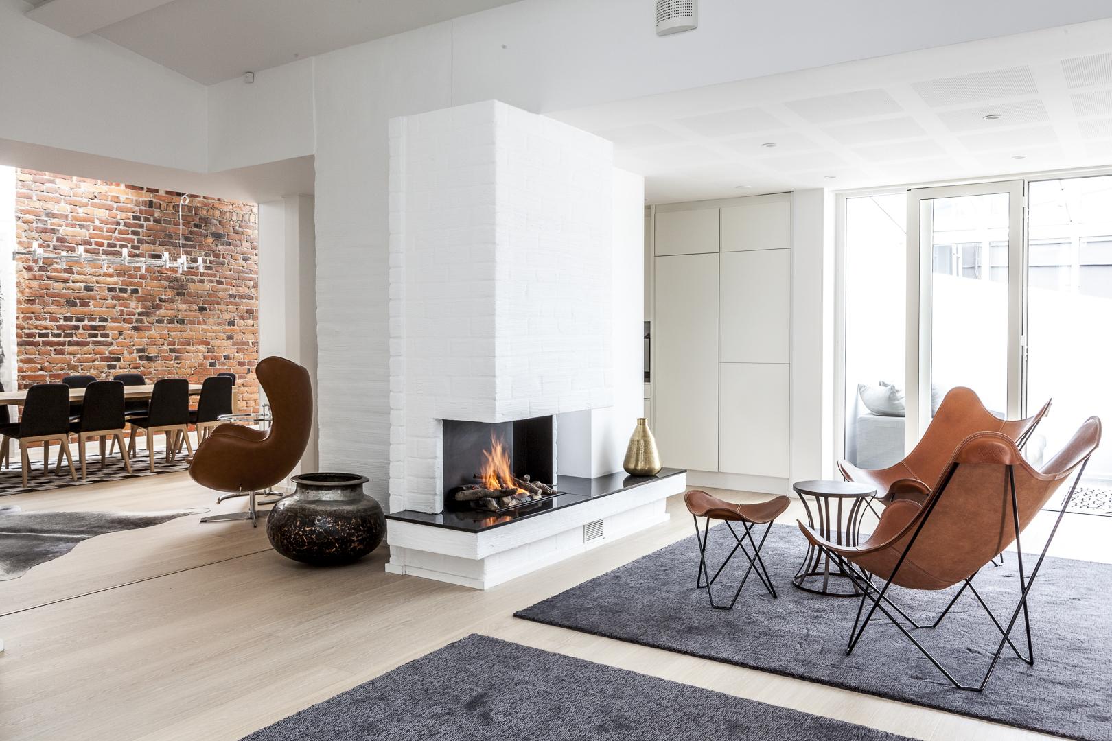 Home designed by Heini Lehto