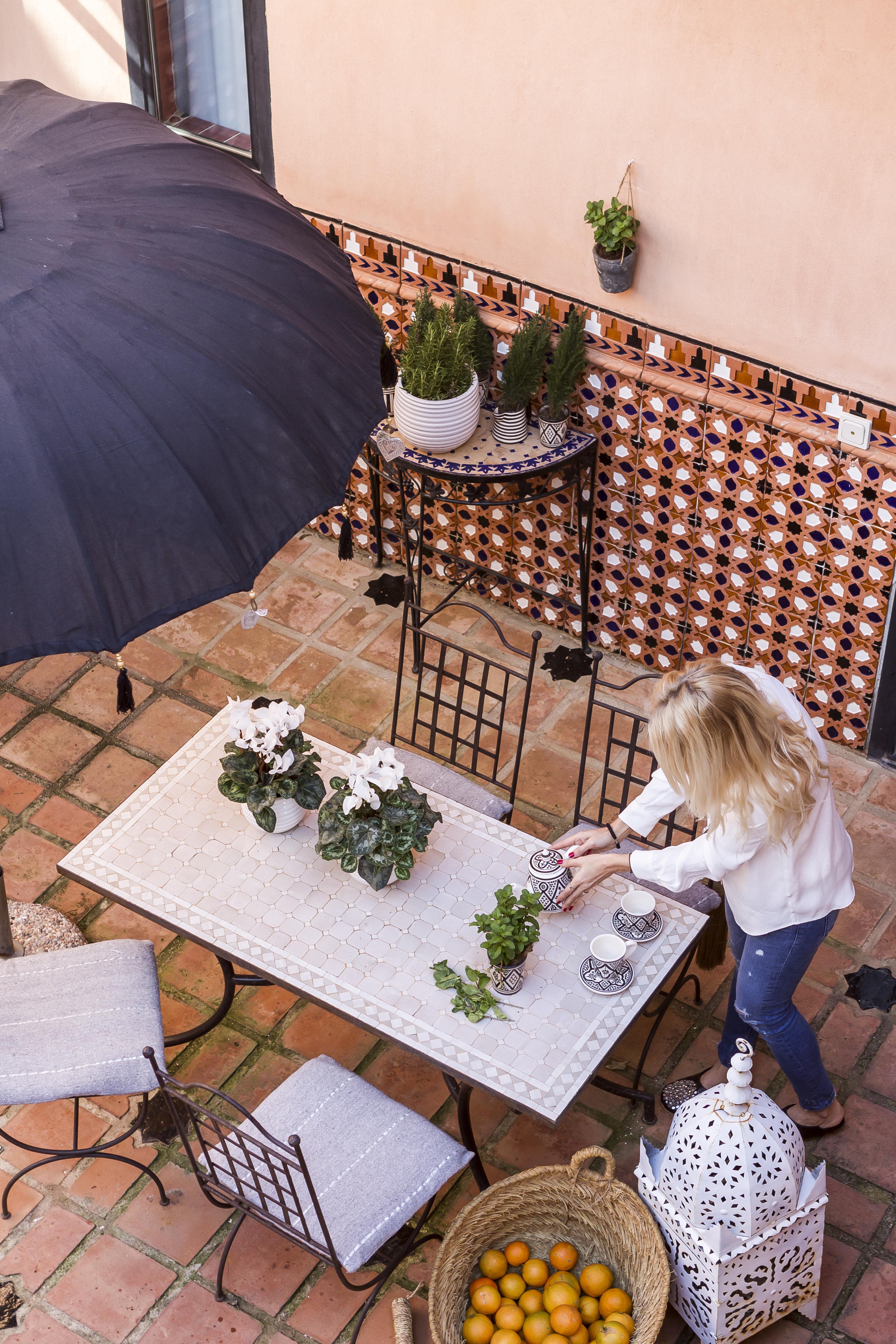 Johanna's patio