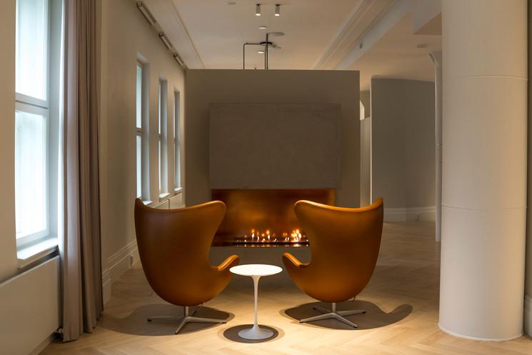 Interior by Heini Hansio
