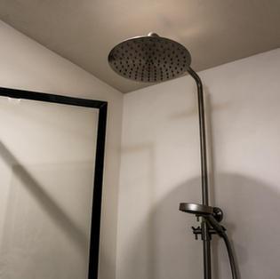 Tadelakt kylpyhuoneessa