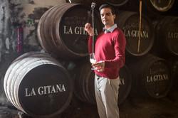 la Gitana sherry cellar