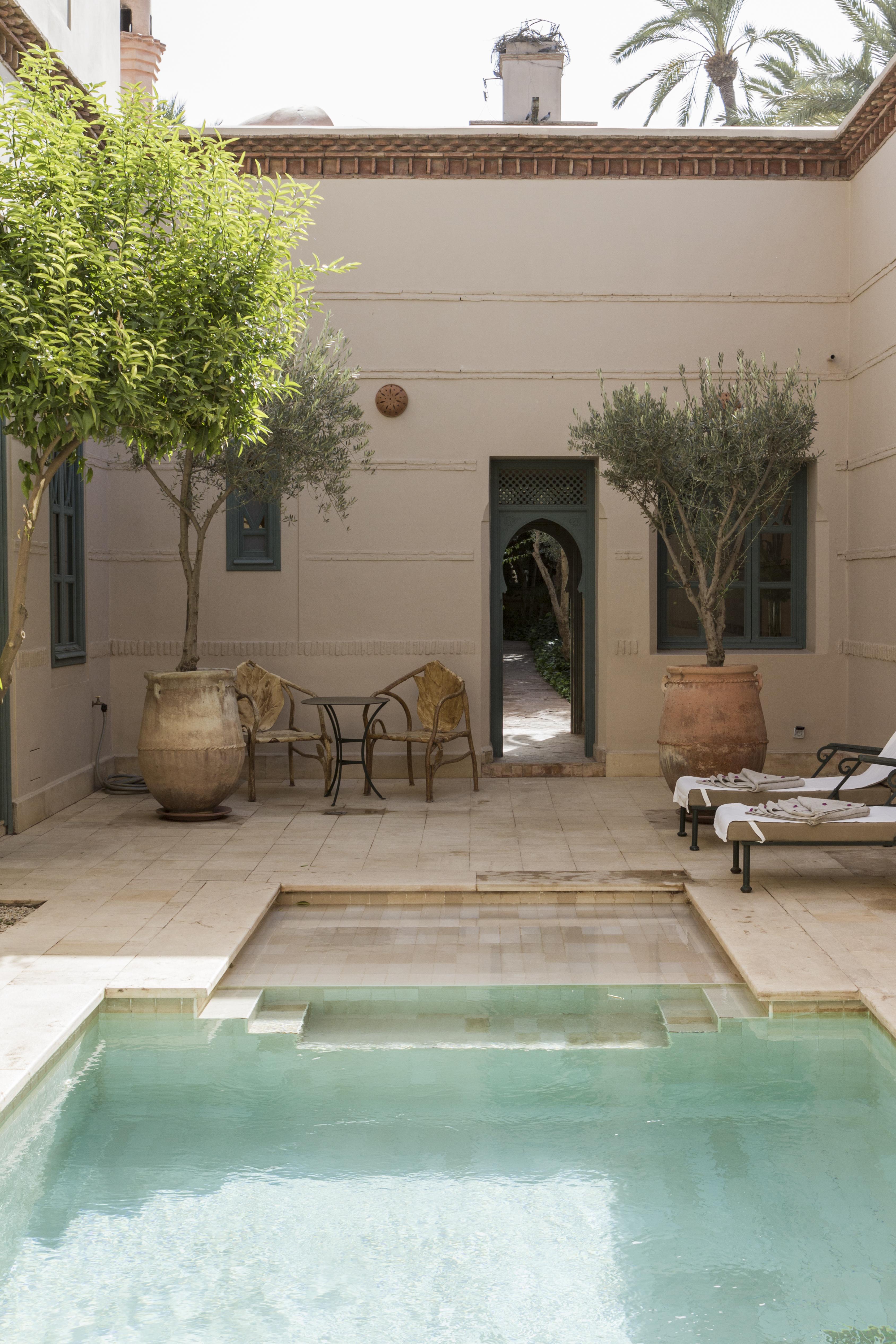Les Deux Tours, Marrakech