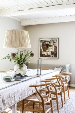 Decorator Anna Bargum's home