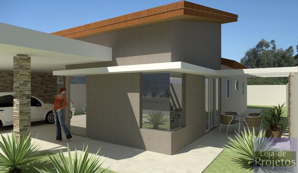 Casa DF3 - 3 Quartos - 4