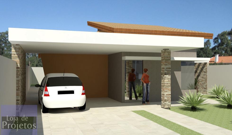 Casa DF3 - 3 Quartos - 2