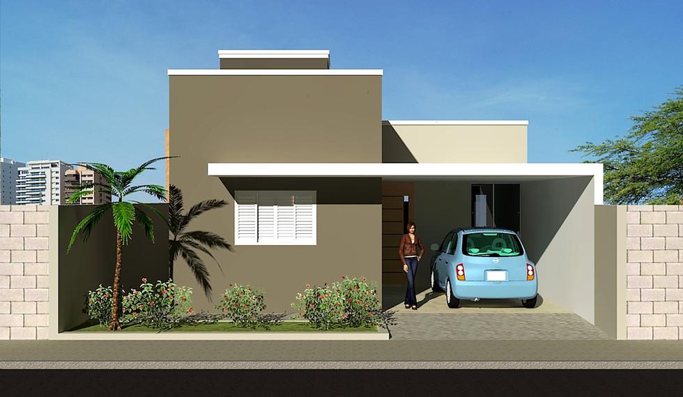 Casa EZ3 - V1