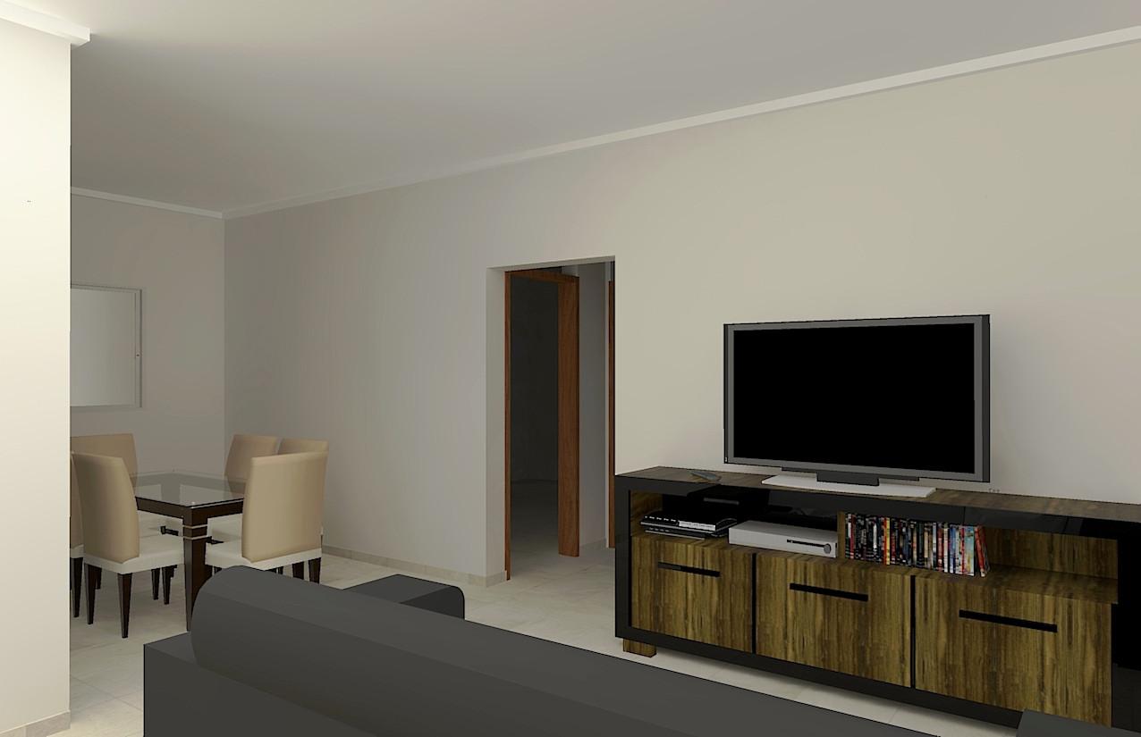 Casa TX2   Casa com 2 Quartos   Interiores