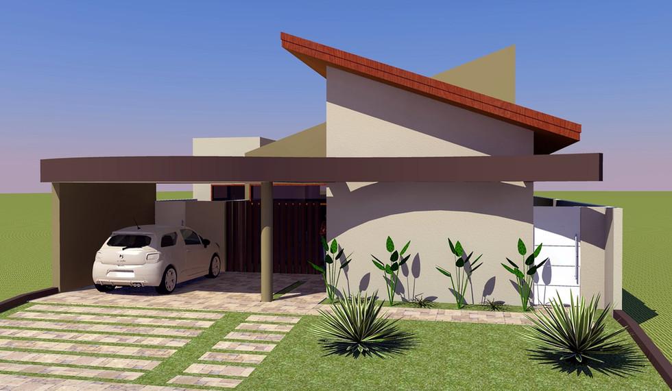 Casa 3 Quartos MT3