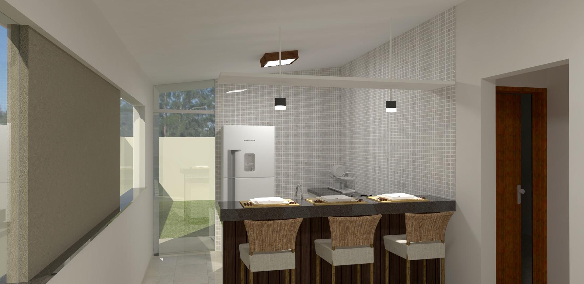 Casa WR2   2 Quartos   Interiores