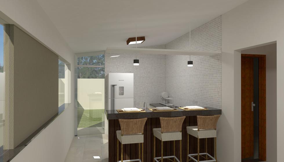 Casa WR2 | 2 Quartos | Interiores