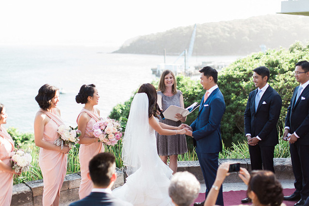Mosman wedding