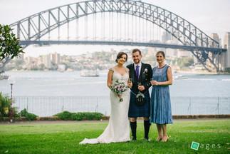 Sydney weddings by Laura Craddock
