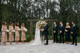 Hunter Valley Wedding