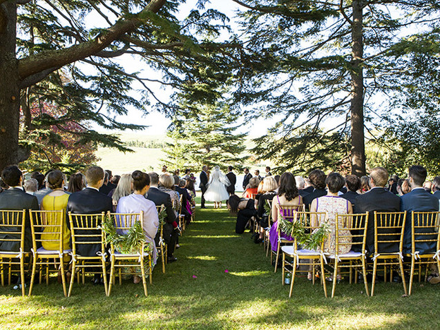 A southern highlands wedding