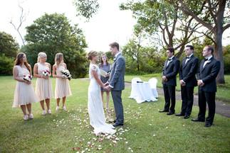 Anna and Tim's wedding