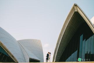 Eloping in Sydney