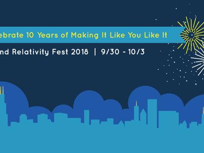 Milyli to Celebrate Turning 10 at Relativity Fest 2018