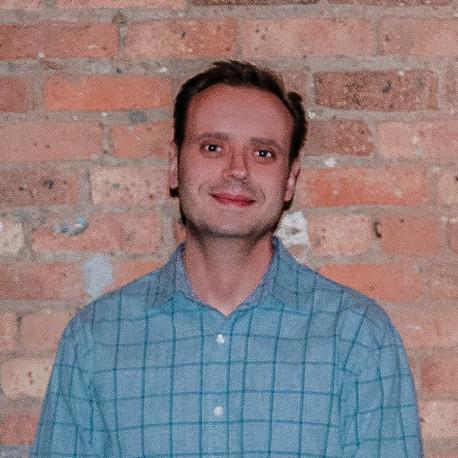 Chuck Kinnan   Engineering Manager + Founder