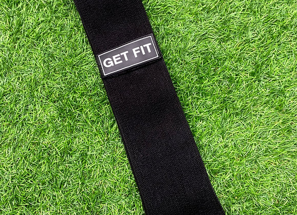 GET FIT Black - Medium resistance band