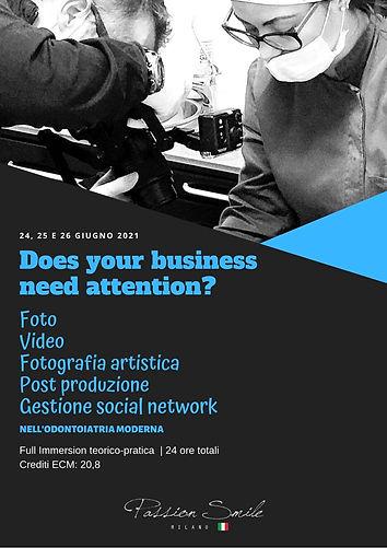Copia di Does Your Business Need Attenti