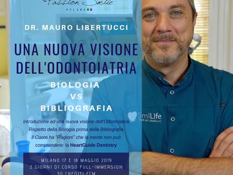 QUANTO INFLUISCE IL CARICO MASTICATORIO SULLA SALUTE PARODONTALE? Dr. Mauro Libertucci