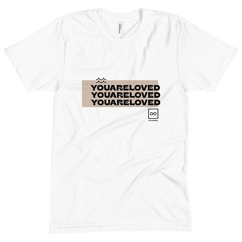 You Are Loved Unisex Crew Neck Tee