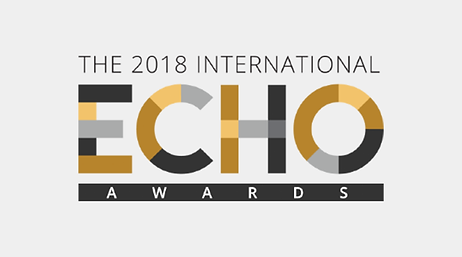 TRACK wins Silver at the International ECHO Awards in Vegas