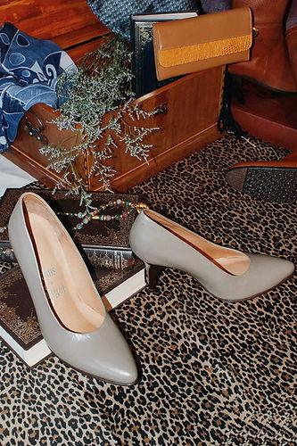 Pasos de Ángel zapatos para dama