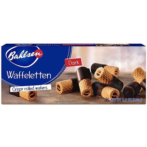 Bahlsen Waffeletten Dark Chocolate