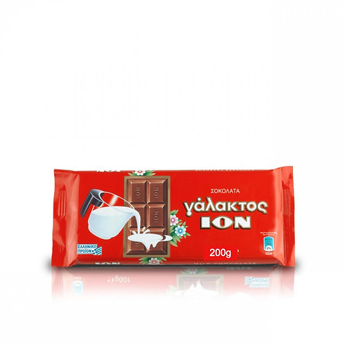 Ion Milk Chocolate 200 gm