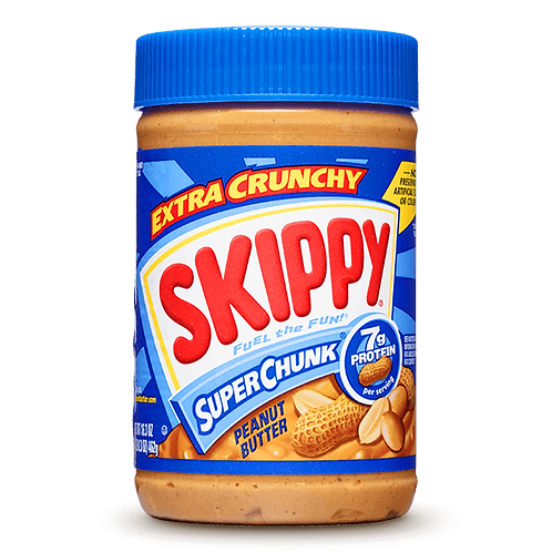 SKIPPY SUPER CHUNK® Peanut Butter