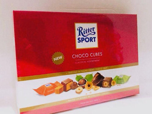 Ritter Sport Choco Cubes  200 g ( Praline & Nuts )