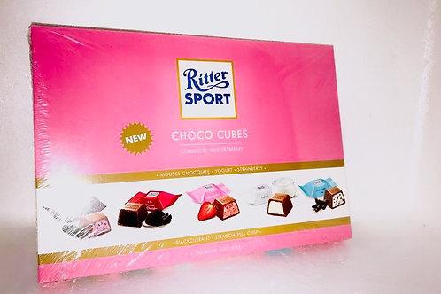Ritter Sport Choco Cubes 200 g ( Fruit & Yogurt )