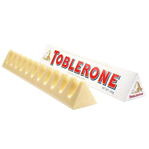 Toblerone White