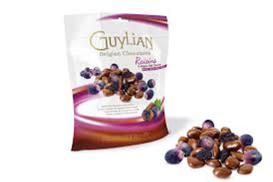 Guylian Milk Chocolate Coated Raisins 150g