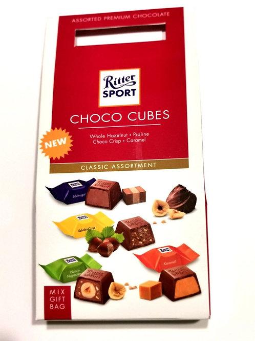 Ritter SPORT Choco cubes Classic Assortment