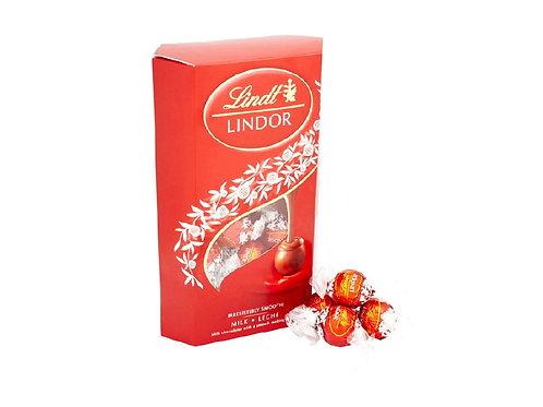 Lindt Lindor Milk Chocolates (200g)