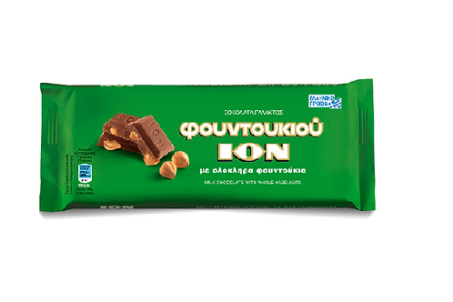 Ion Hazelnut 100 gm