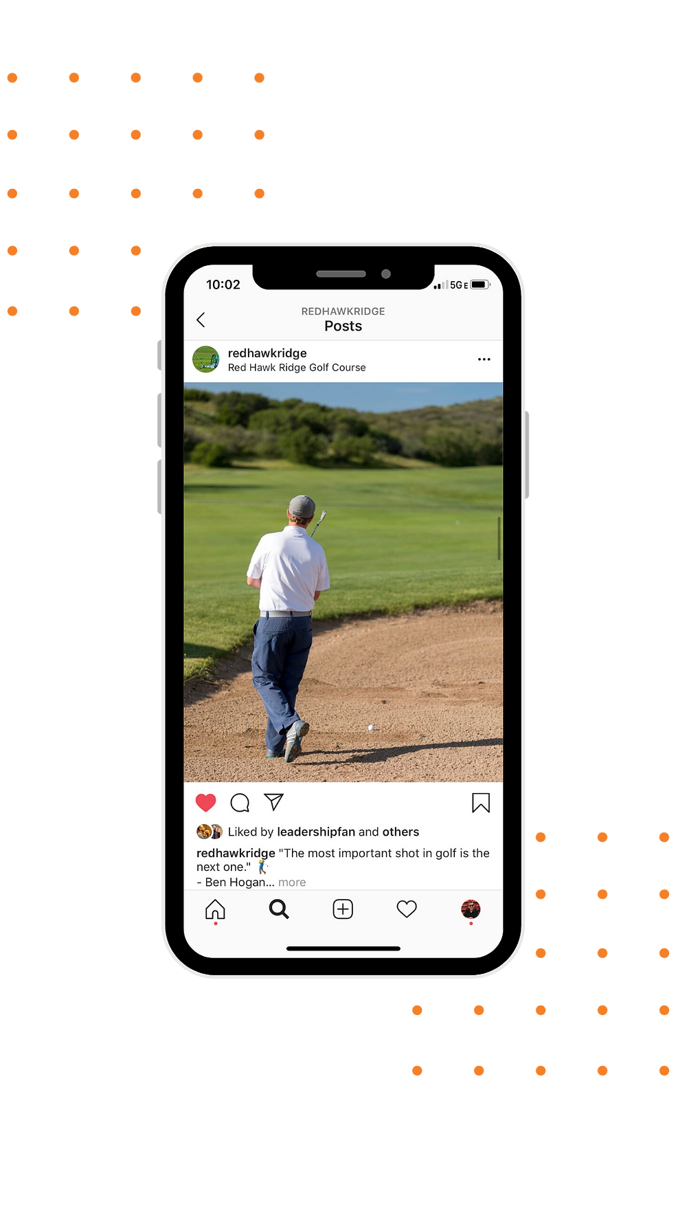Golf Course Social Media Marketing